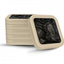 Townew anillos de recarga biodegradables pack de 6