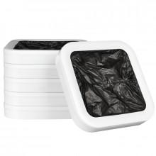 Townew anillos de recarga reciclables pack de 6